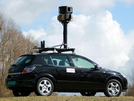 Google Street View en España