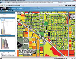 Tampa Bay Water depura su GIS para modelar la distribución de agua potable